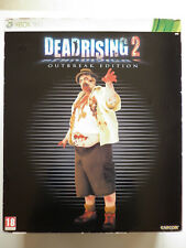 Dead Rising 2 édition outbreak collector Jeu Vidéo XBOX 360