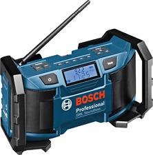 Bosch PowerBox GML10,8 V-LI (Baustellenradio) 0601429205