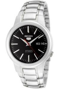 Seiko 5 Gent SNKA07K1 Automatic Black Dial Men's Watch