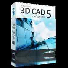 Ashampoo 3D CAD Professional 5 deutsche Volllversion ESD Download nur 69,99 EUR