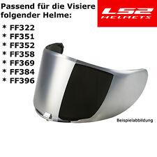 LS2 Visier SILBER VERSPIEGELT für Helm FF351 / FF352 / FF369 / FF384