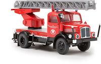 IFA S 4000-1 DL 25, FGL Luckenwalde TD, Feuerwehr, H0 Modell 1:87, Brekina 71726