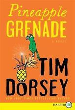 Pineapple Grenade LP: A Novel