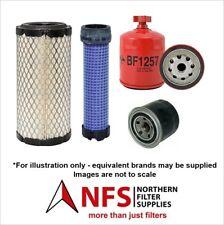Bobcat E08, E10, E14, E16 Filter Service Kit (Oil, Fuel, Air Filters)