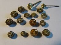 Lot Coins Watchmaking Watches Pocket Watch 16 Old Crown Winder