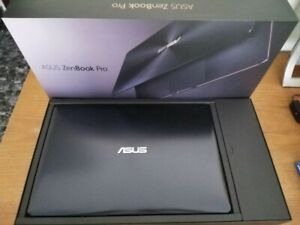 ASUS Zenbook Pro UX550GD Intel Core i7 1TB SSD 8GB RAM Nvidia Geforce GTX 1050