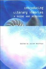 Introducing Literary Theories : A Guide and Glossary (2001, Paperback)