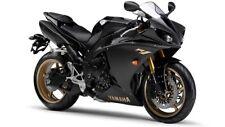 Pintura retocar Yamaha R1 R6 FZ1 FZ6 FZ8 MT01 MT03 Etc Negro Medianoche