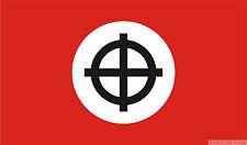 CELTIC CROSS RED FLAG 3X2 feet 90cm x 60cm FLAGS CHRISTIAN CHRISTIANITY