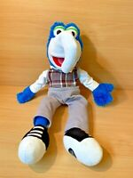 """Disney Store Stamped Jim Henson The Muppets Gonzo Soft Toy Plush 20"""""""