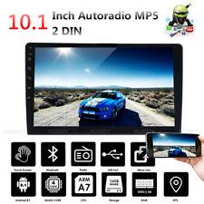 "10.1"" 2 Din Android 8.1 Autoradio Stereo GPS Bluetooth MP5 WIFI USB Mirror Link"