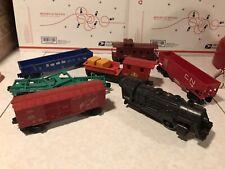 Lionel Train lot for parts