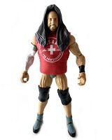 Cesaro WWE Mattel Elite Series 47 Action Figure w Shirt & Towel NXT Wrestler ROH