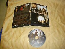 The Illusionist (2006) (DVD, 2008) canadian region 1 full screen