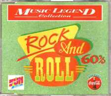 Coca-Cola Music Legend Collection - Rock And Roll 60's - CD - 1994 - 10TR