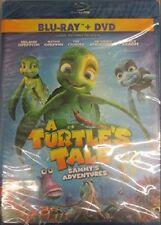 A TURTLE'S TALE Sammy's Adventures BLU RAY+DVD Movie New (VG-SC8011 /VG-206)
