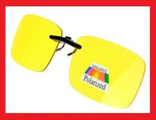 New Night Driving Vision Anti Glare Yellow Lens Sunglasses Goggles Sun Glasses