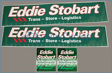 1:14 Tamiya 14th Scale Truck Reefer Box Trailer Logistic Transport Decals + FREE