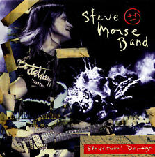 Structural Damage by Steve Morse (CD, Mar-1995, High Street) Dixie Dregs
