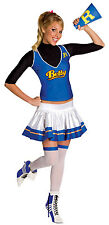 Betty Womens Sexy Cheerleader Halloween Costume sz S NEW Archie Comics
