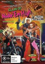 Class Of Nuke 'em High (DVD, 2010) + extra * Troma * * Priced to Clear *
