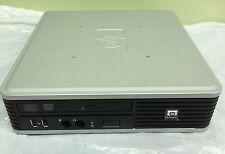 HP DC7900 Ultra Slim Desktop Core 2 Duo 3.0GHz 1Gb  RAM 160GB HDD W/AC adapter