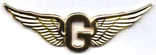 Limited Edition - Shiny Golden Finish Private Glider Pilot Wings #2
