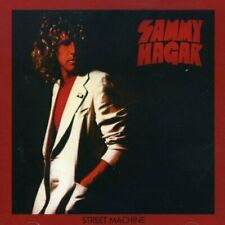 Sammy Hagar - Street Machine - Sammy Hagar CD O6VG The Cheap Fast Free Post The