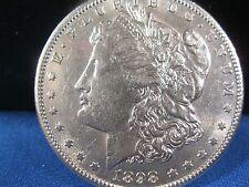 1898-S MORGAN SILVER DOLLAR KEY DATE CHOICE-BU  GREAT MINT LUSTER