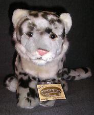 Webkinz Signature Snow Leopard NWT sealed unused code (Quick to Ship) Smoke-Free
