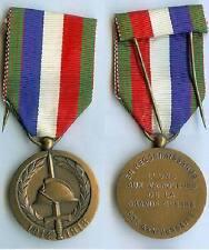 Médaille - UNC 1978 60° anniversaire reconnaissance 14/18