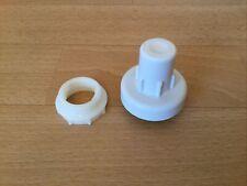 Moulinex Ovatio 1 & 2  Transmission Coupling and Locking Nut