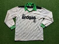Borussia Mönchengladbach Trikot M 1985 1986 Puma Football Shirt Jersey Erdgas
