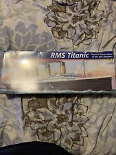 REVELL RMS TITANIC Model Kit FACTORY SEALED 1/570 Scale Length of 18.5 inches