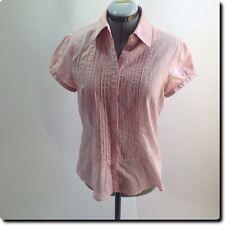 Esprit Pink Short Sleeve Top M
