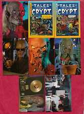 1993-tales from the crypt lot 8 cards #69-80-91-97-98-99-104-107- exc+++nrmint
