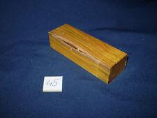 Perückenstrauch Messergriffblock  Messergriff feine Drechselarbeit Nr: 45