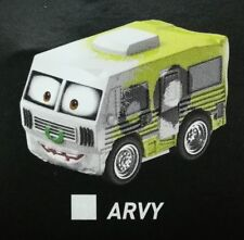 Disney Pixar Cars 3 Mini Racers Diecast #16 Arvy Sealed Bag HTF