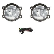 LED Fog Light Kit for Nissan Patrol 2005-2015 with Wiring & Switch