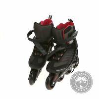 NEW Rollerblade Zetrablade W Women's Inline Skates in Black / Cherry - 6