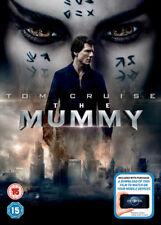 The Mummy DVD (2017)