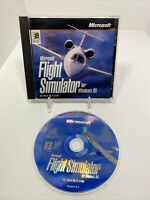 New! Microsoft Flight Simulator for Windows 95 - PC CD Computer game 1996 Cd Key