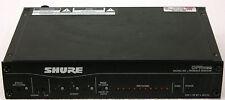 Shure Equalizer DFR11EQ Digital Feedback Reducer Equalizer
