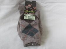 Earth Grown Rayon from Bamboo Angora Socks Size 9-11 Brand New