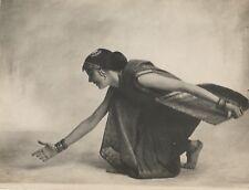 Danse , Roshanowa danseuse Hindoue , Berlin vers 1910,  ©Charles Trampus
