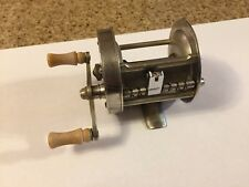 Ultra Rare 1906 SHAKESPEARE BEETZSEL Vintage Bait Casting Reel W/ Dropping Guide