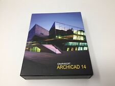 Archicad 14 Software Package w/ Install Disc - NO DONGLE -