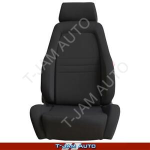 Explorer 4x4 4WD Bucket Seat Black Cloth ADR Approved Ford Territory