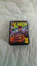 Vintage 1994 Marvel X-Men Pocket Comics Asteroid M Set with Figures - Toy Biz