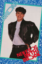 POSTER :MUSIC : JORDAN KNIGHT - NEW KIDS ON THE BLOCK   FREE SHIP #3273  RAP21 B